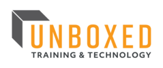 Unboxed Training & Technology logo
